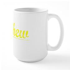 Mathew, Yellow Mug