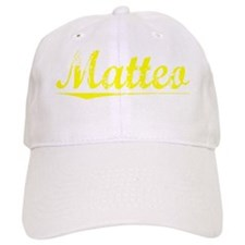 Matteo, Yellow Baseball Cap