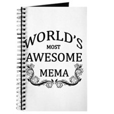 World's Most Awesome Mema Journal