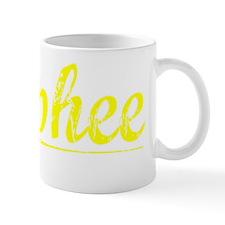 Mcphee, Yellow Mug