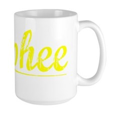 Mcphee, Yellow Mug