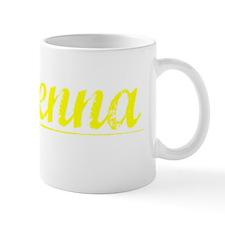 Mckenna, Yellow Mug