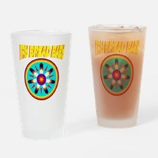 FRY BREAD BABY Drinking Glass