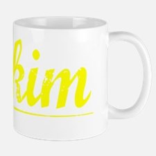 Mckim, Yellow Mug