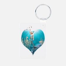 Little Mermaid 1 Keychains