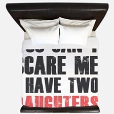 I have two daughters King Duvet