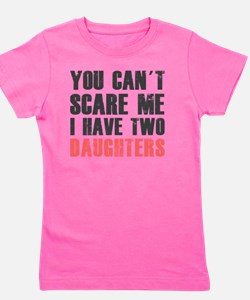 I have two daughters Girl's Tee