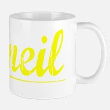 Mcneil, Yellow Mug