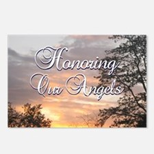 Honoring Our Angels Postcards (Package of 8)