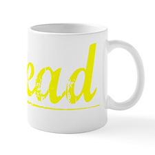 Mead, Yellow Mug