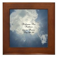 Molliannas Mission Inc. Framed Tile