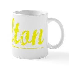 Melton, Yellow Mug