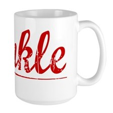 Winkle, Vintage Red Mug