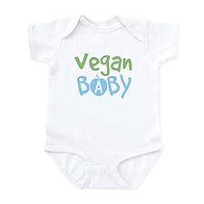 Vegan Baby Boy Infant Bodysuit