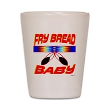 NATIVE AMERICAN BABY Shot Glass
