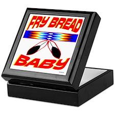 NATIVE AMERICAN BABY Keepsake Box