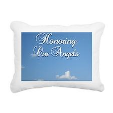 Molliannas Mission Inc.  Rectangular Canvas Pillow