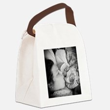 Remembering Mollianna Mae 2 Canvas Lunch Bag