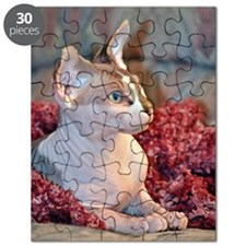Little George Hairlesson Puzzle