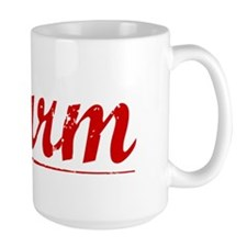Wurm, Vintage Red Mug