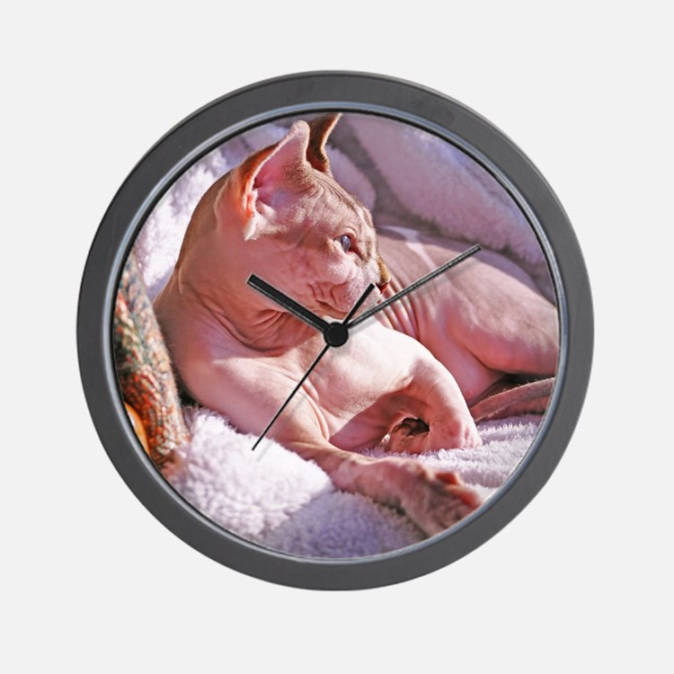 Little George Hairlesson Wall Clock