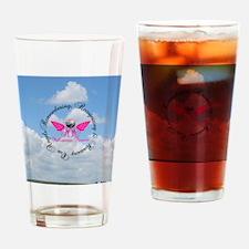 Molliannas Mission Inc Drinking Glass