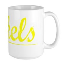 Mikels, Yellow Mug