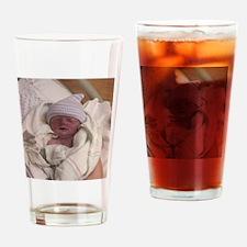 Matthew Pierce Boothe Drinking Glass