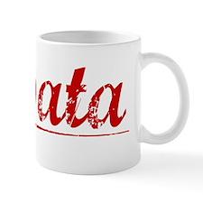 Zapata, Vintage Red Mug