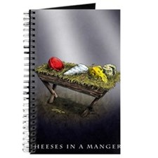 Cheeses in a Manger Journal