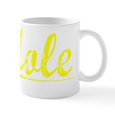 Mole, Yellow Mug