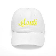 Monti, Yellow Baseball Cap