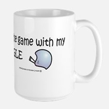 puggle Large Mug