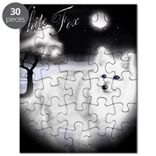 White Fox copy Puzzle