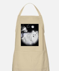 White Fox copy Apron