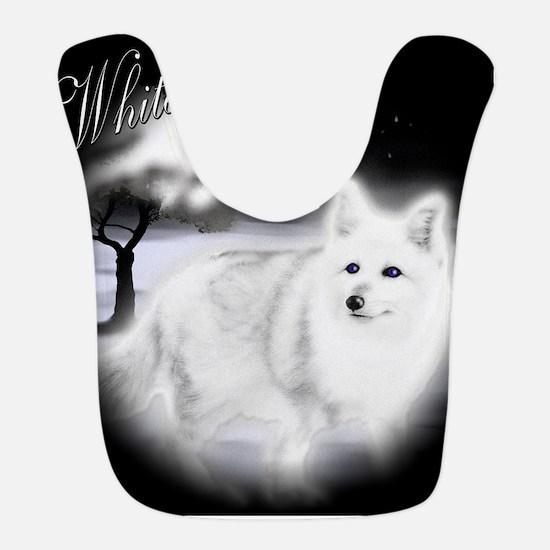 White Fox copy Bib
