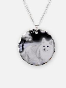 White Fox copy Necklace