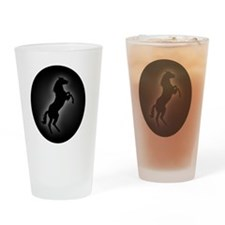 Stallion copy Drinking Glass