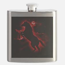 Fire Horse Flask