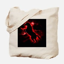 Fire Horse Tote Bag