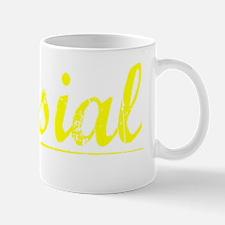 Musial, Yellow Mug