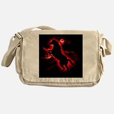 Fire Horse Messenger Bag
