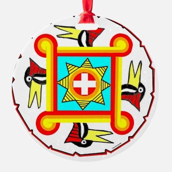 SOUTHEAST INDIAN DESIGN Ornament