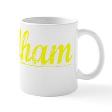 Needham, Yellow Mug