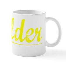 Mulder, Yellow Mug