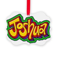 Joshua-Graffiti-name-design Ornament