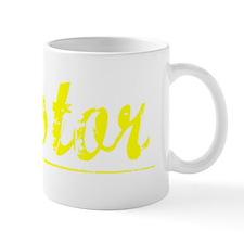 Nestor, Yellow Small Mug