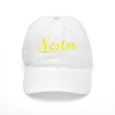 Nestor, Yellow Baseball Cap