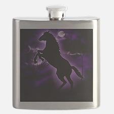 Lightning Horse Flask