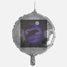 Dolphins bg Balloon